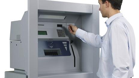 Bolsa de depósito sellada banca