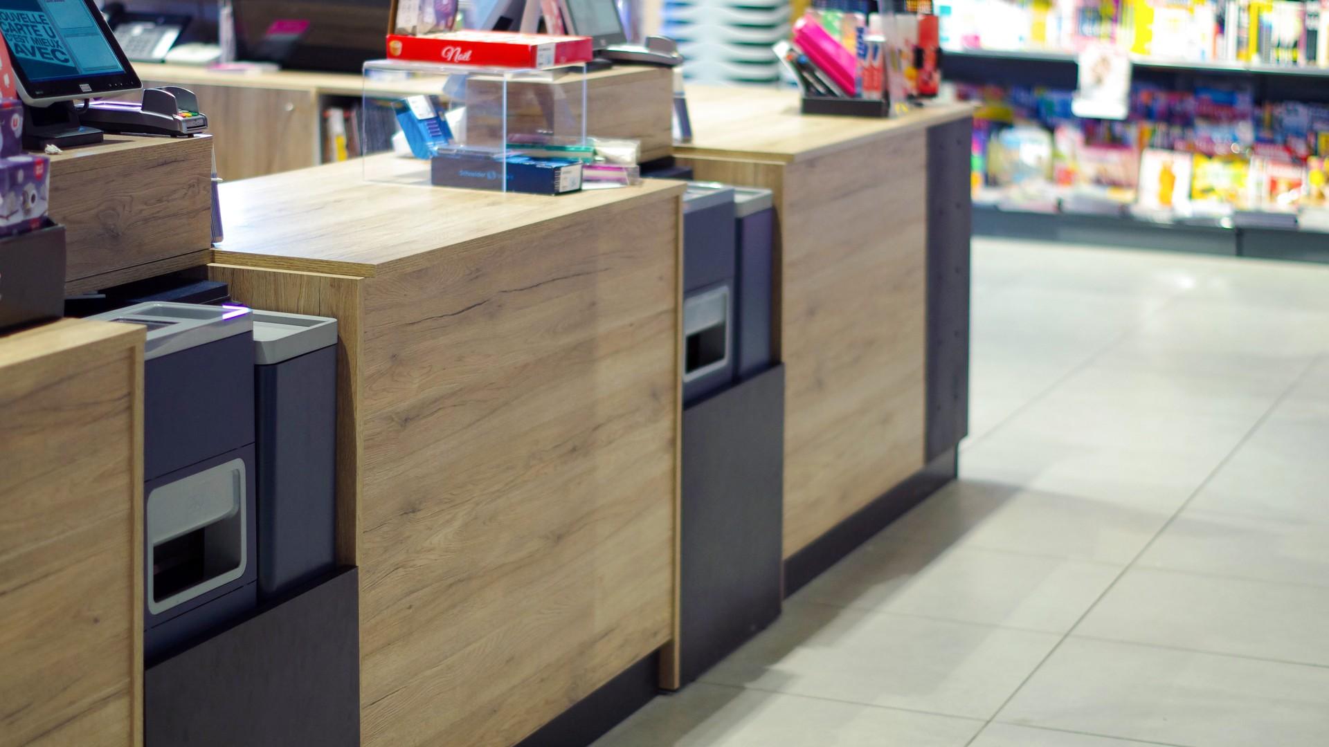retail cash handling customer stories