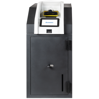 Safedeposit D2s - cash deposit retail, smart safes