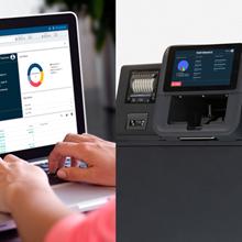 cash deposit software smart safes