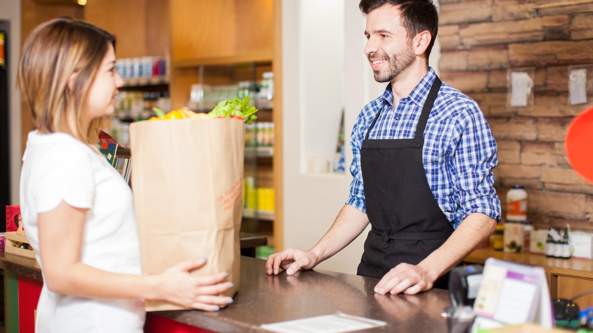 kontanthantering för närbutiker