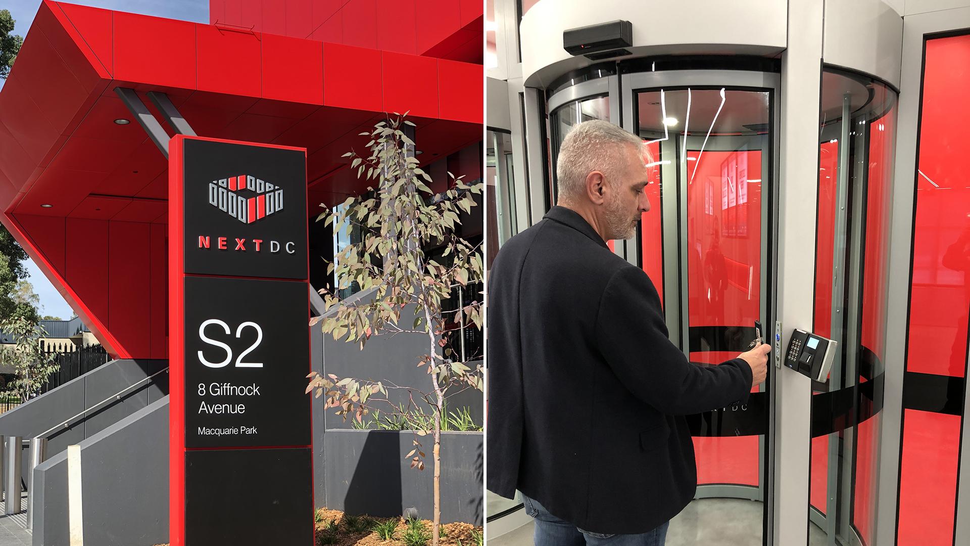NEXTDC Data Center Sydney Australia