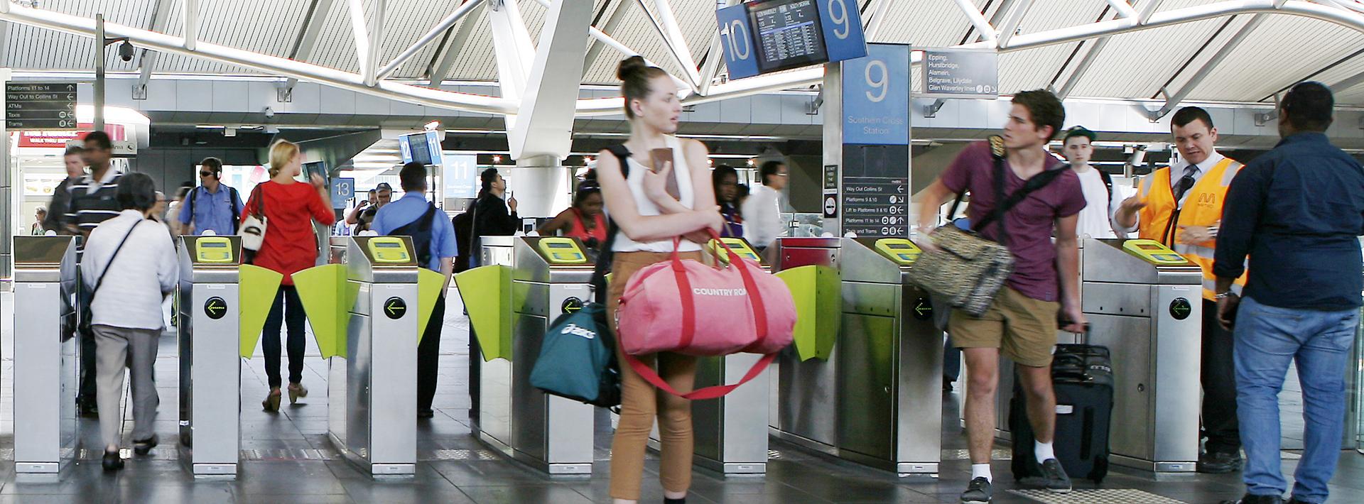 U-Bahn und öffentliche Verkehrsmittel