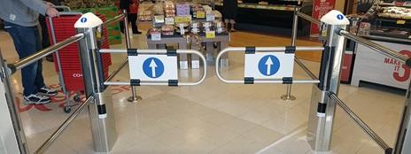 Puertas comerciales