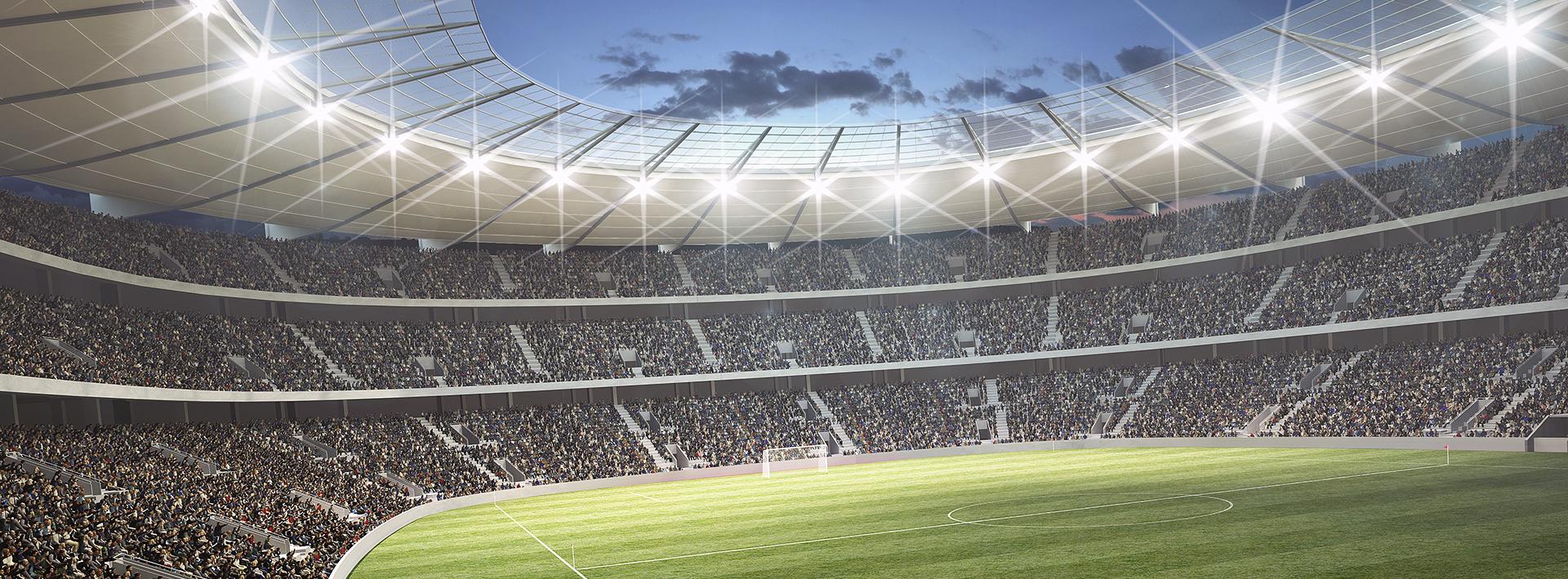 Stadien und Sportstätten