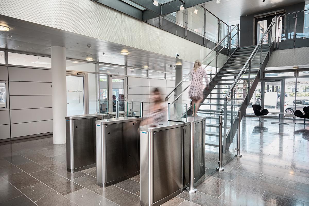Kontor och offentliga byggnader