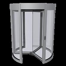 Puertas giratorias