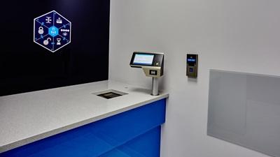 24SAFE - Automatic Safe Deposit Locker Case
