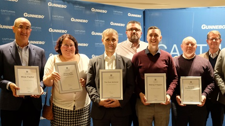 GSS Awards Sales Conference 2019
