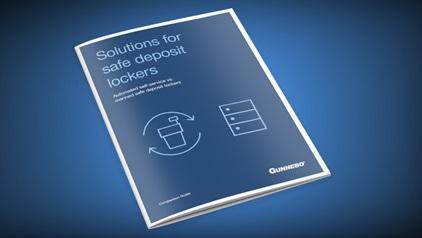 SafeStore Auto - Automated safe deposit lockers