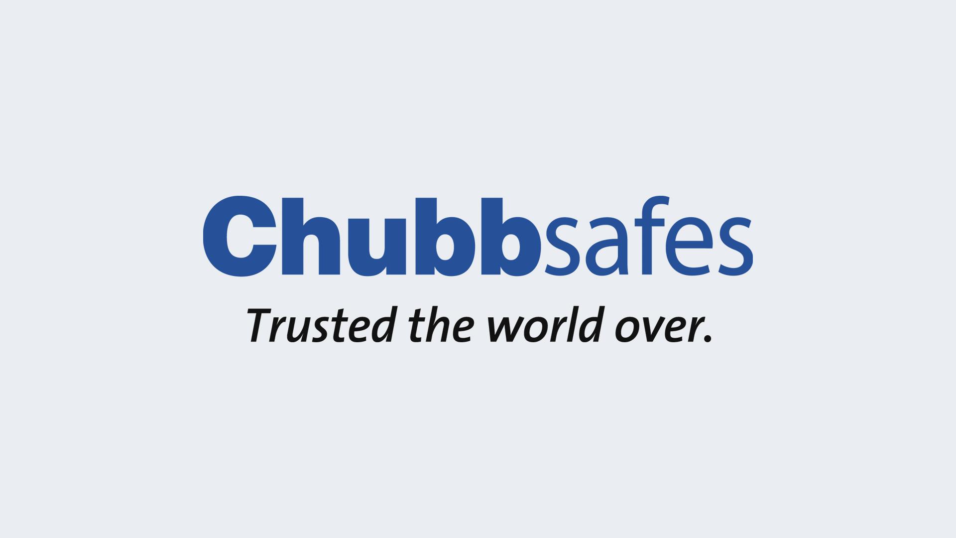 Hero image chubbsafes logo