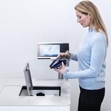Automated Safe Deposit Lockers