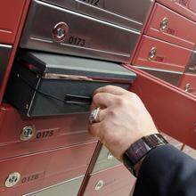 Mechanical Safe Deposit Lockers
