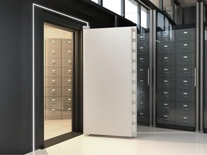 Teaser Vault doors