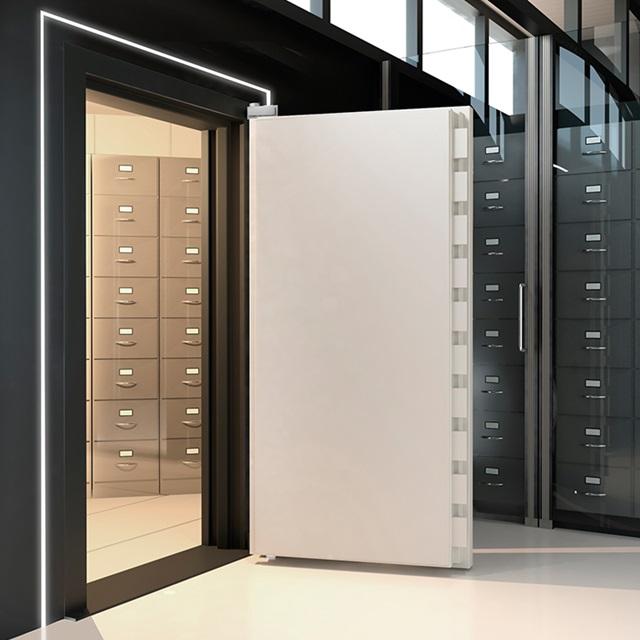 Vaults and Vault Doors