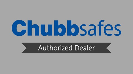 Chubbsafes authorized dealer