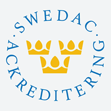 Swedish Fire and Safety Certification