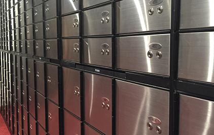 safedeposit lockers